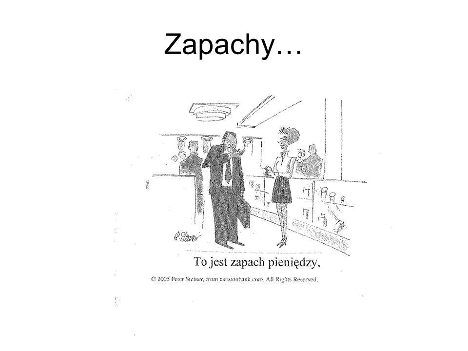 Zapachy…