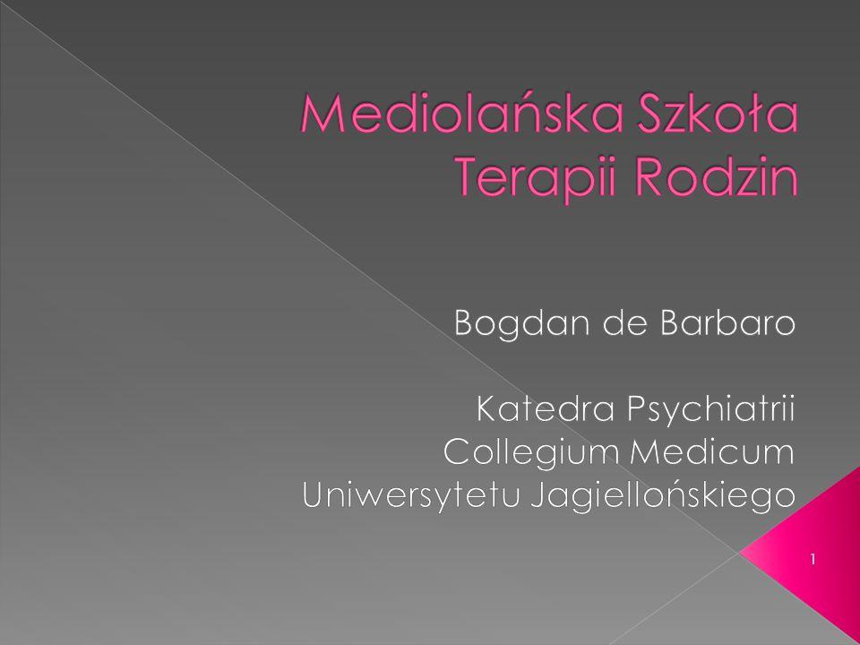 Mediolańska Szkoła Terapii Rodzin