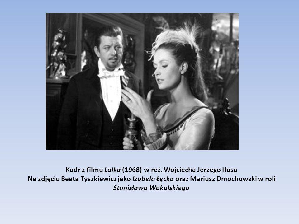 Kadr z filmu Lalka (1968) w reż. Wojciecha Jerzego Hasa