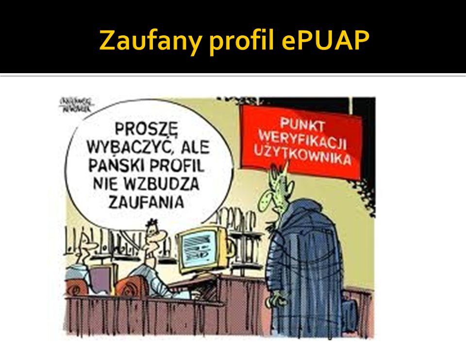 Zaufany profil ePUAP