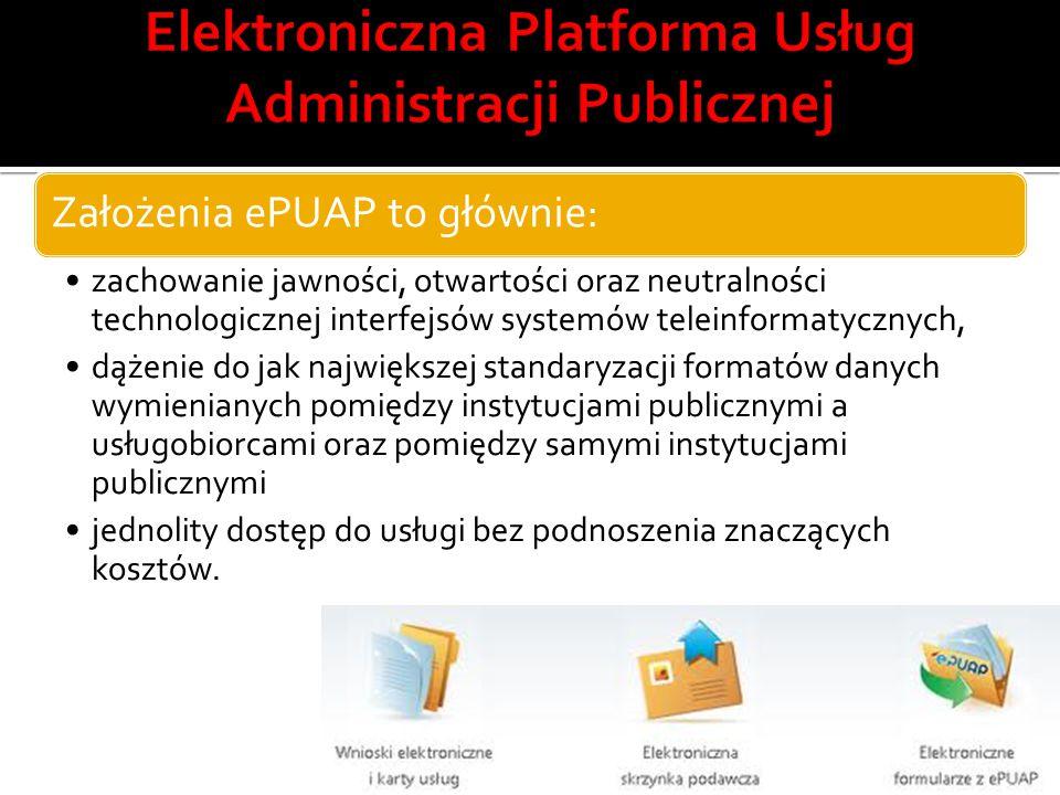 Elektroniczna Platforma Usług Administracji Publicznej