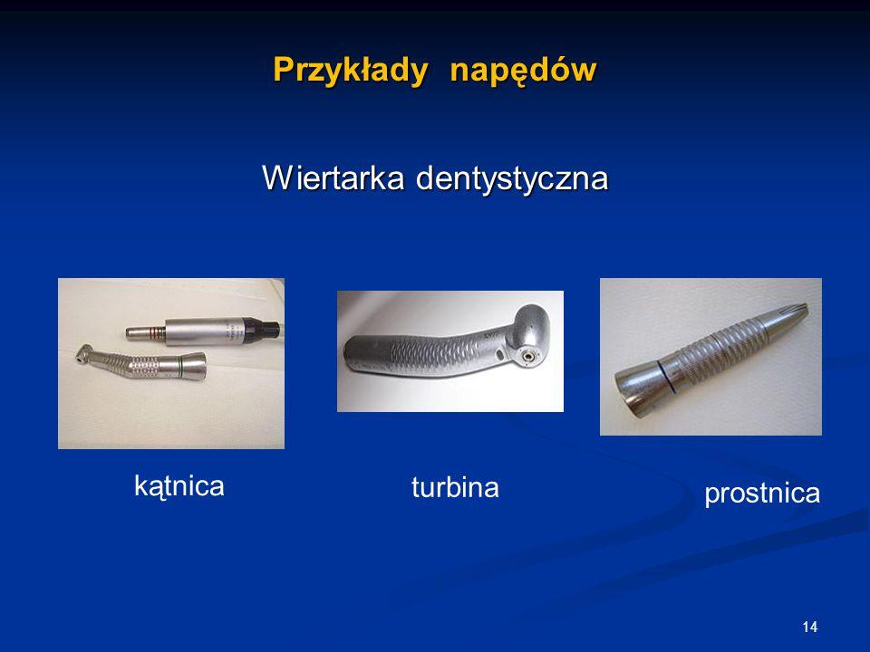 Wiertarka dentystyczna