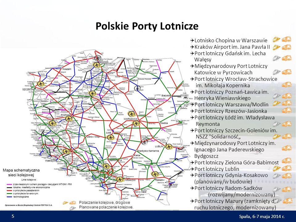 Polskie Porty Lotnicze