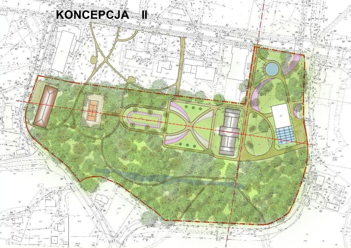 KONCEPCJA II