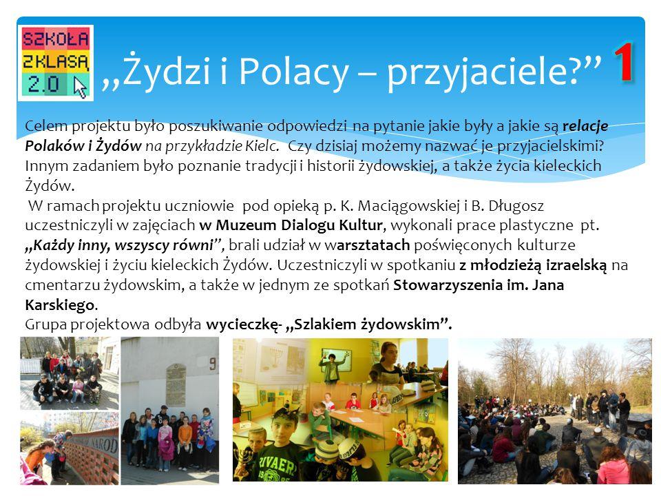 """""""Żydzi i Polacy – przyjaciele"""