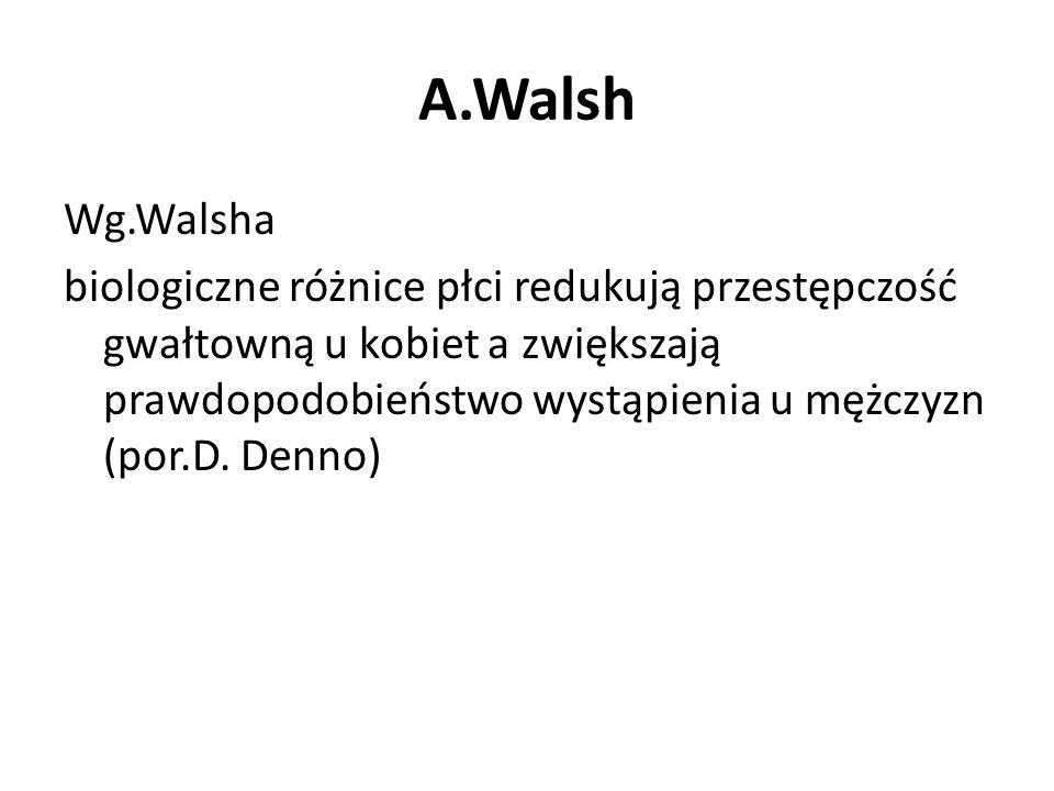 A.Walsh