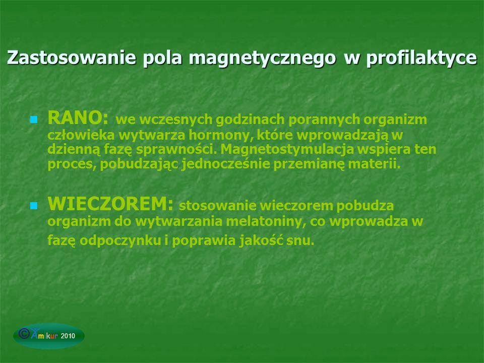 Zastosowanie pola magnetycznego w profilaktyce