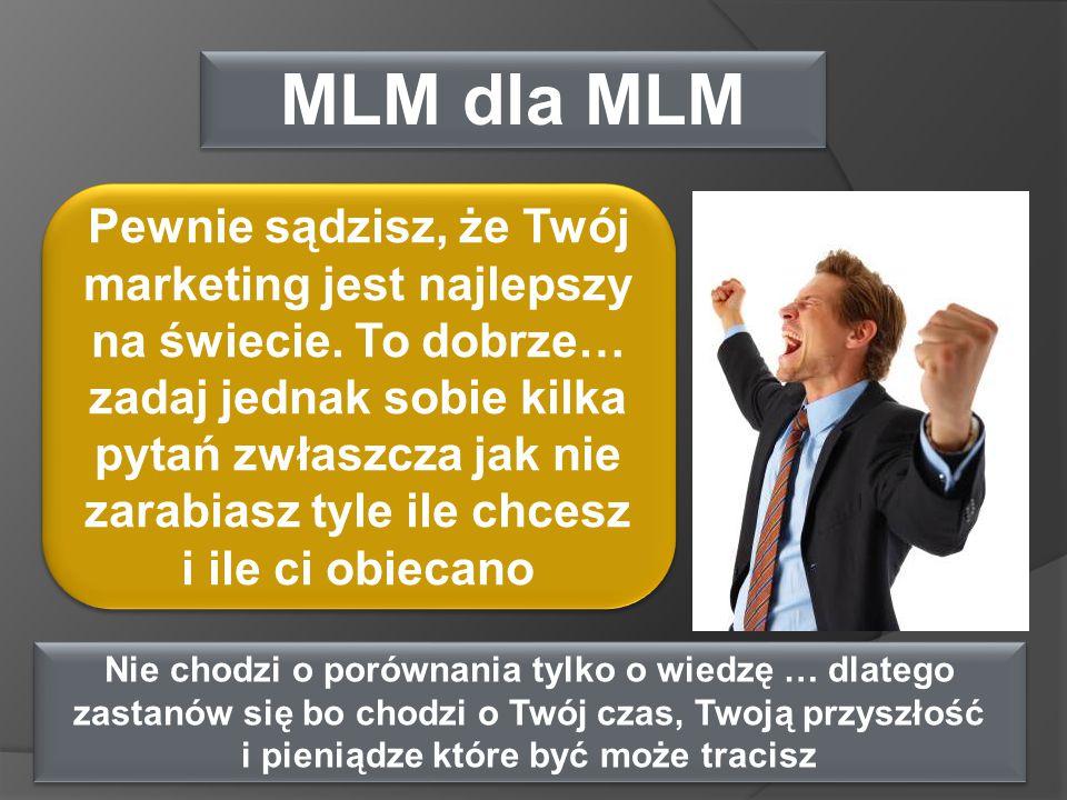 MLM dla MLM