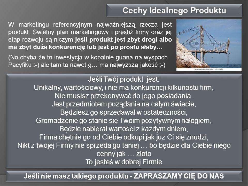 Cechy Idealnego Produktu