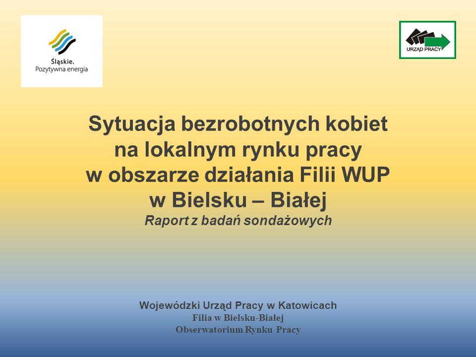 Wojewódzki Urząd Pracy w Katowicach Obserwatorium Rynku Pracy