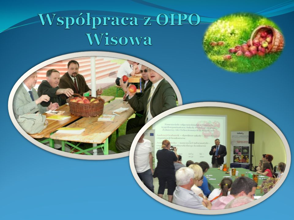 Współpraca z OIPO Wisowa