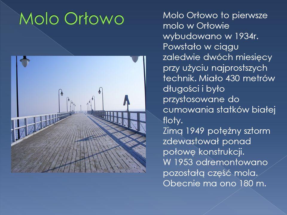 Molo Orłowo