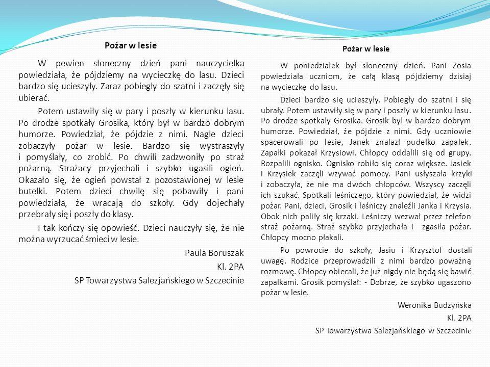 SP Towarzystwa Salezjańskiego w Szczecinie