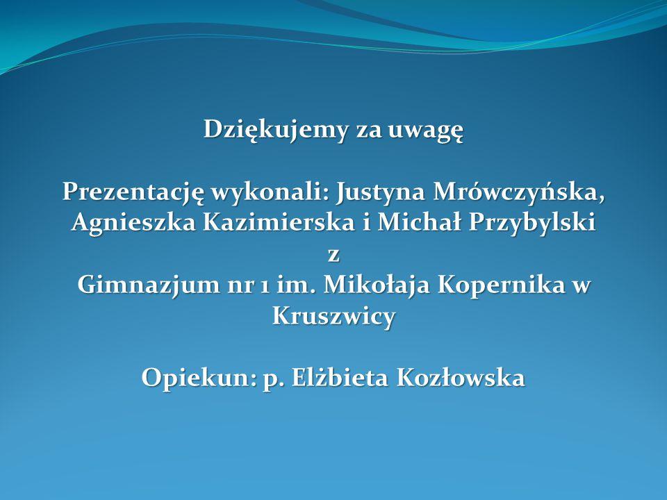 Gimnazjum nr 1 im. Mikołaja Kopernika w Kruszwicy