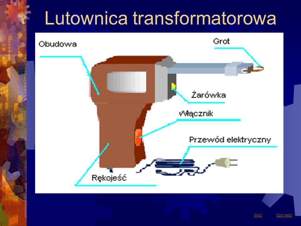 Lutownica transformatorowa