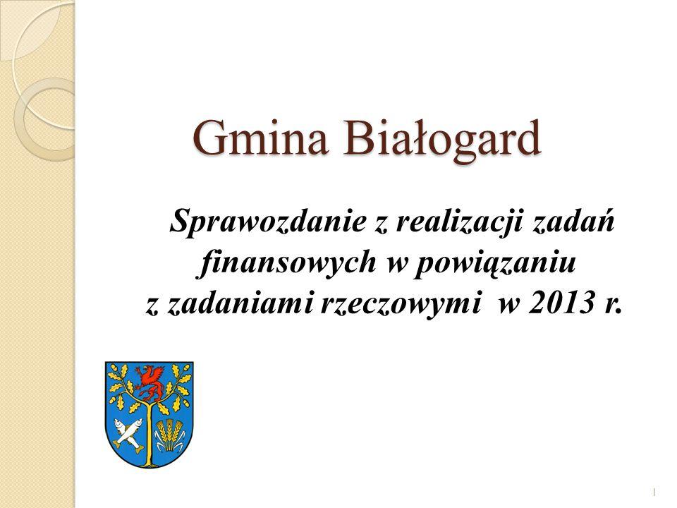 Sprawozdanie z realizacji zadań finansowych w powiązaniu