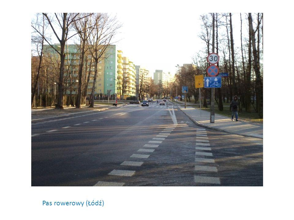 Pas rowerowy (Łódź)