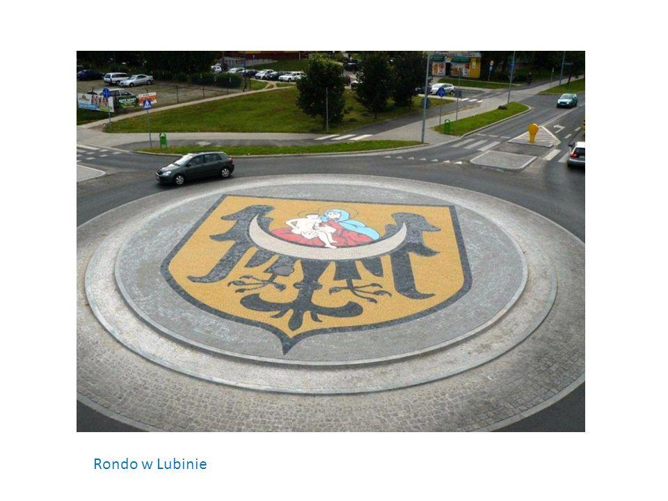 Rondo w Lubinie