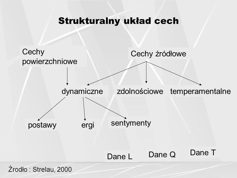Strukturalny układ cech