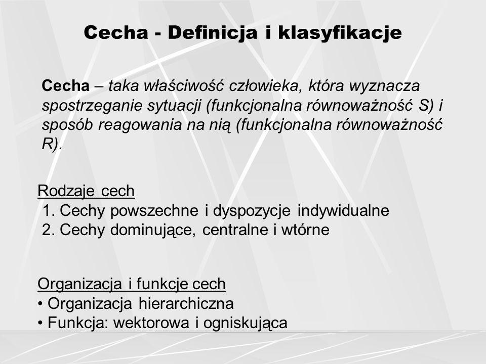 Cecha - Definicja i klasyfikacje