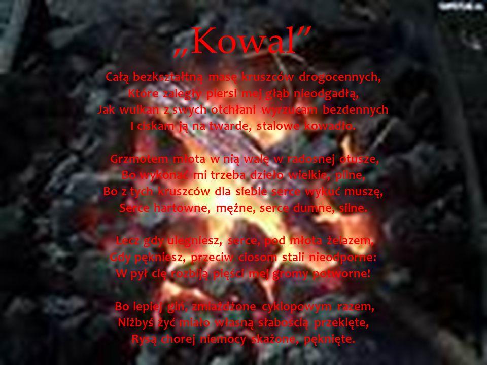 """""""Kowal"""