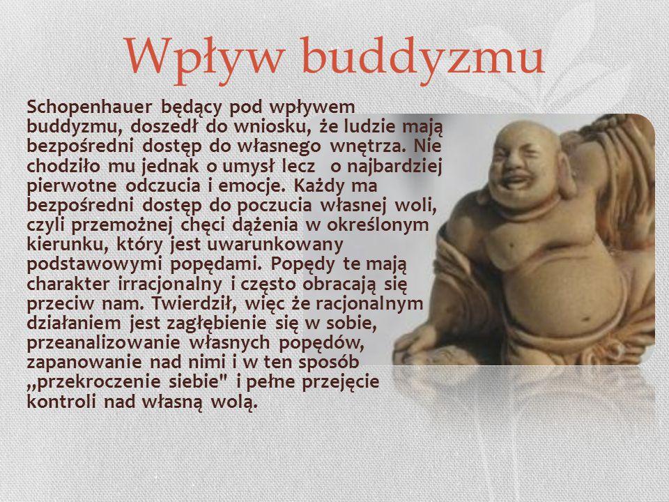 Wpływ buddyzmu