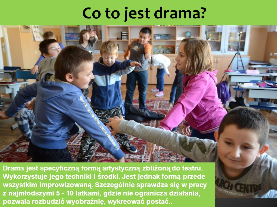 Co to jest drama
