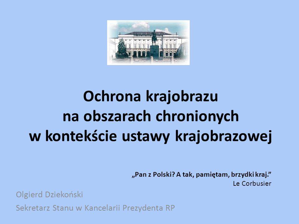 Olgierd Dziekoński Sekretarz Stanu w Kancelarii Prezydenta RP