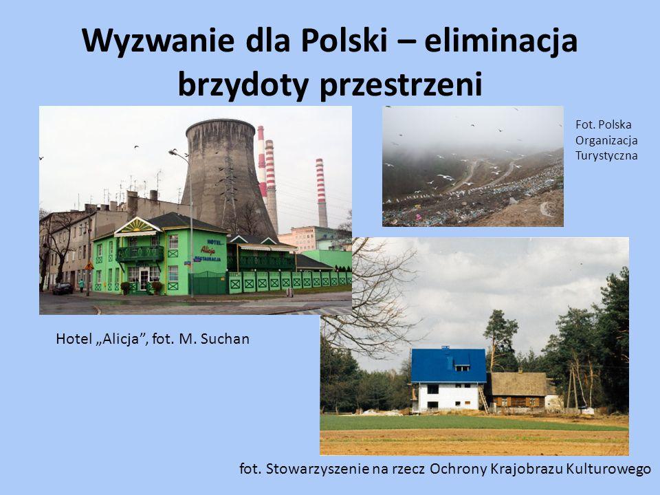 Wyzwanie dla Polski – eliminacja brzydoty przestrzeni