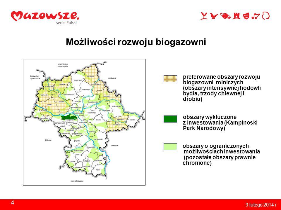Możliwości rozwoju biogazowni