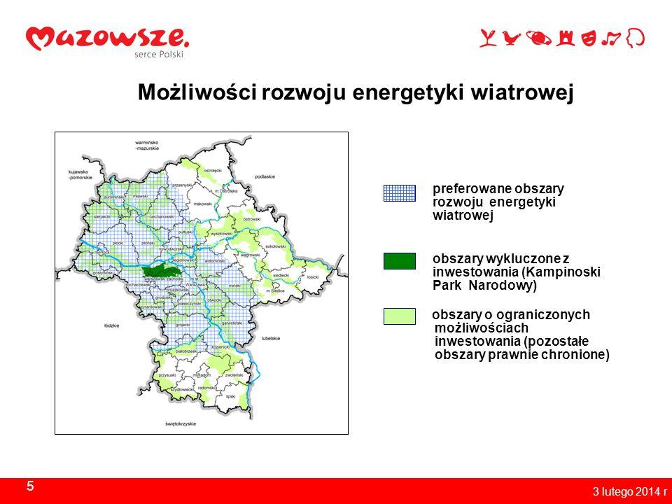 Możliwości rozwoju energetyki wiatrowej