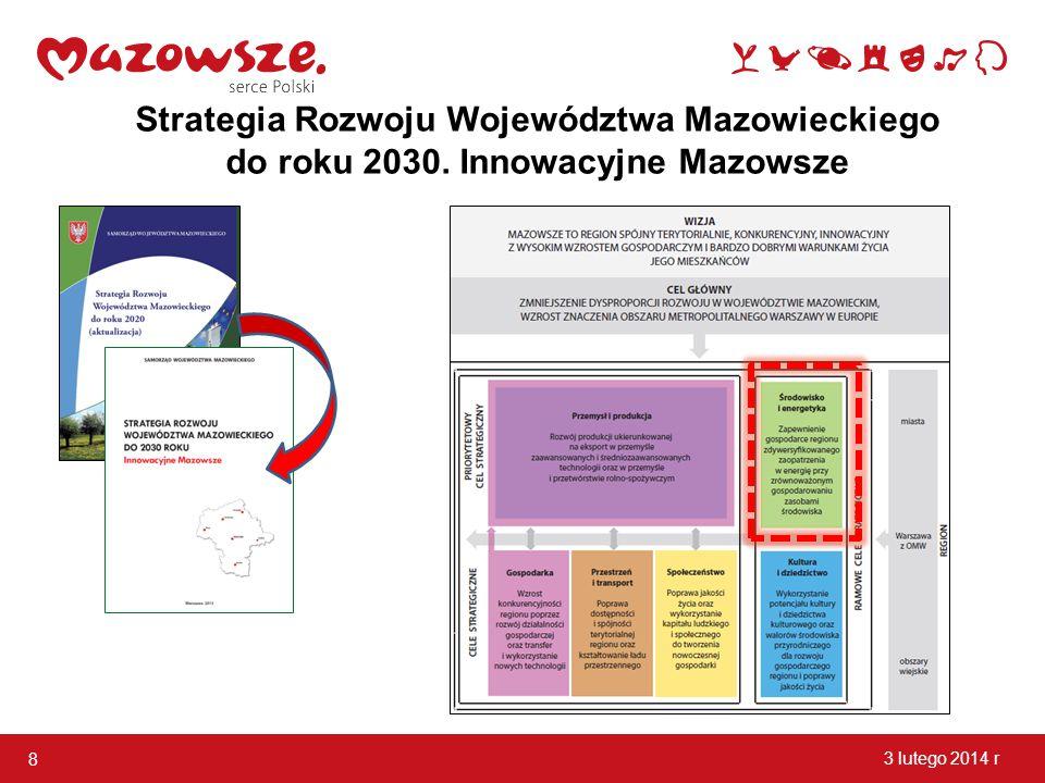 Strategia Rozwoju Województwa Mazowieckiego do roku 2030
