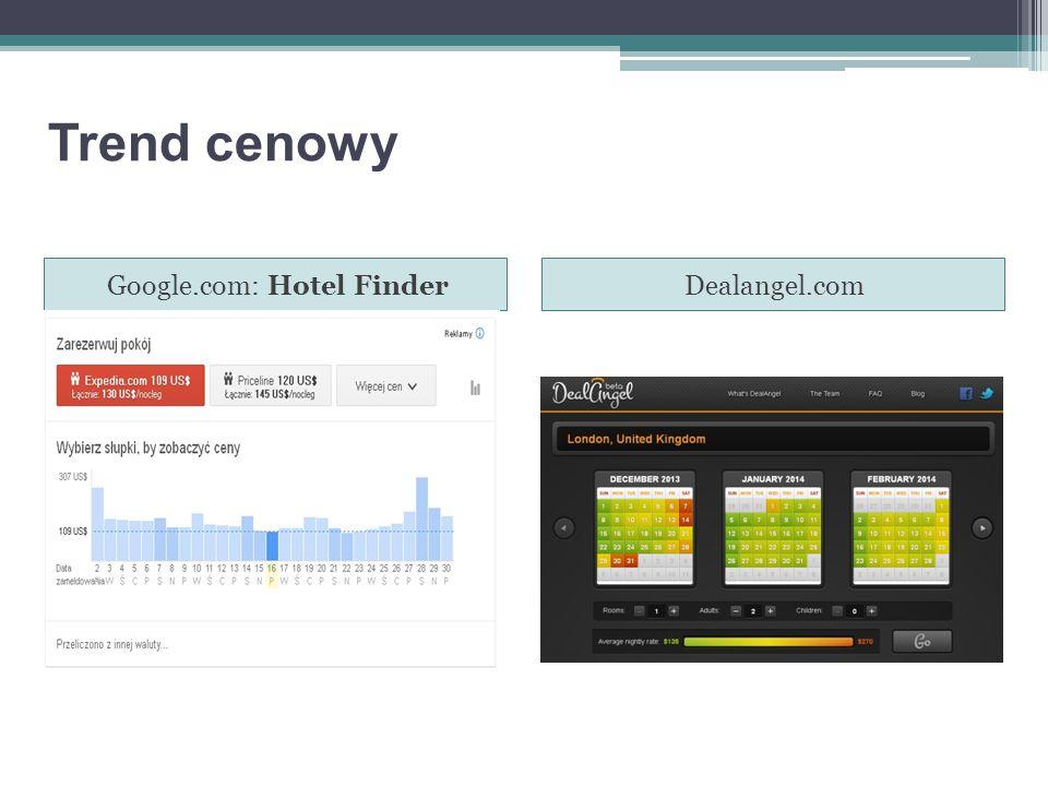 Google.com: Hotel Finder