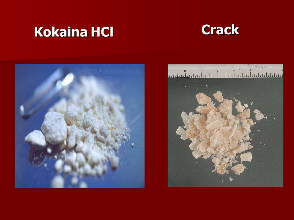 Crack Kokaina HCl
