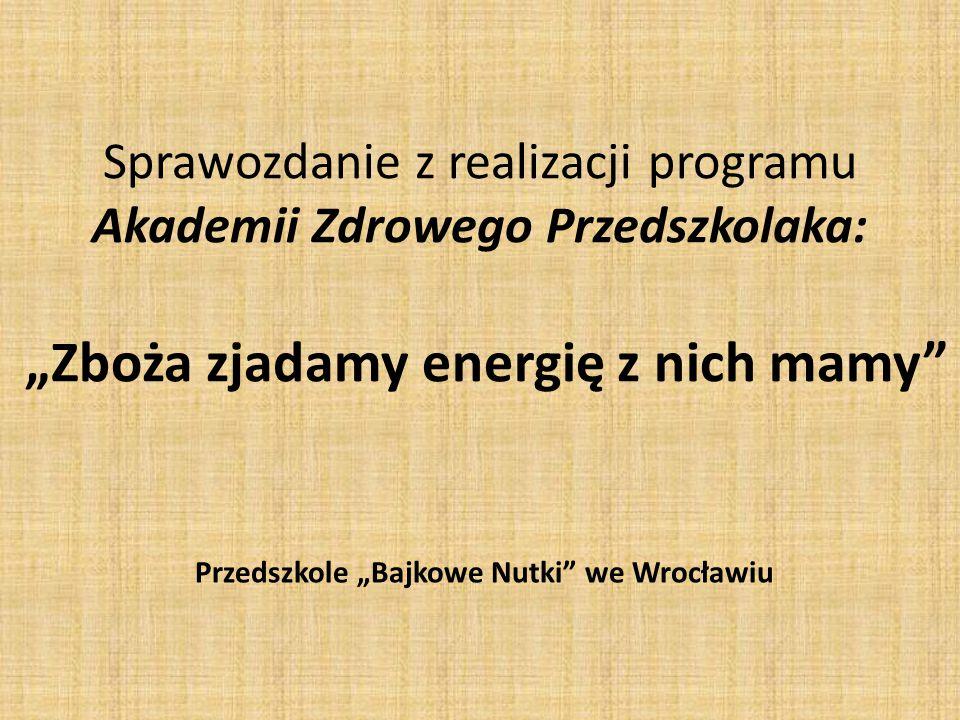 """Przedszkole """"Bajkowe Nutki we Wrocławiu"""