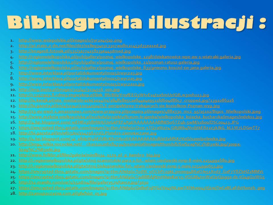 Bibliografia ilustracji :