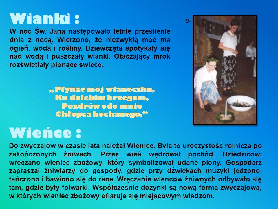 Wianki :