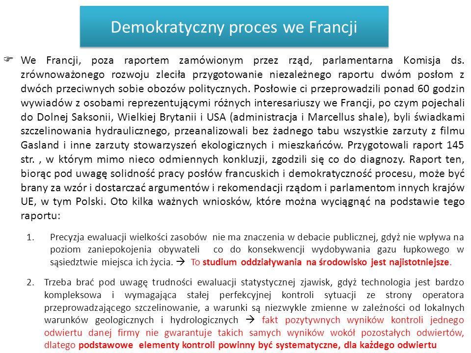 Demokratyczny proces we Francji