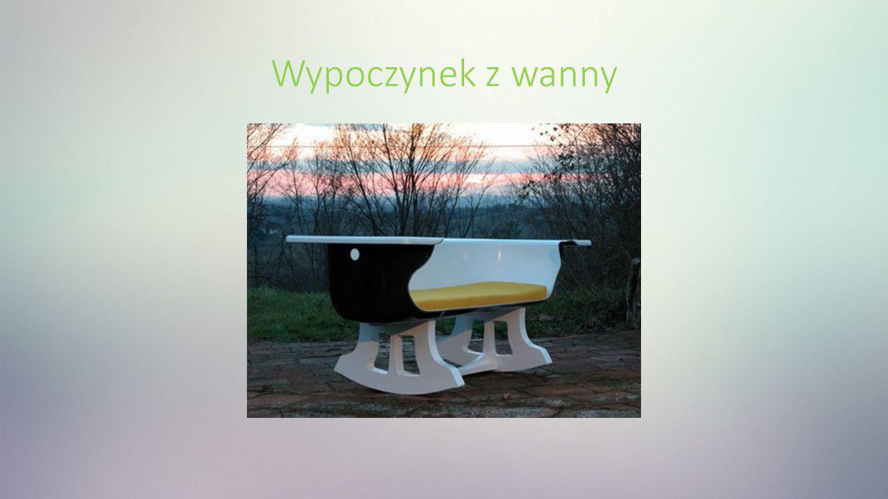 Wypoczynek z wanny