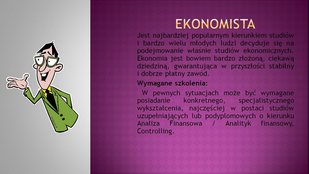Ekonomista