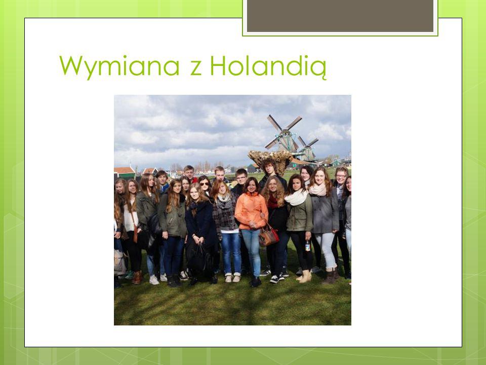 Wymiana z Holandią