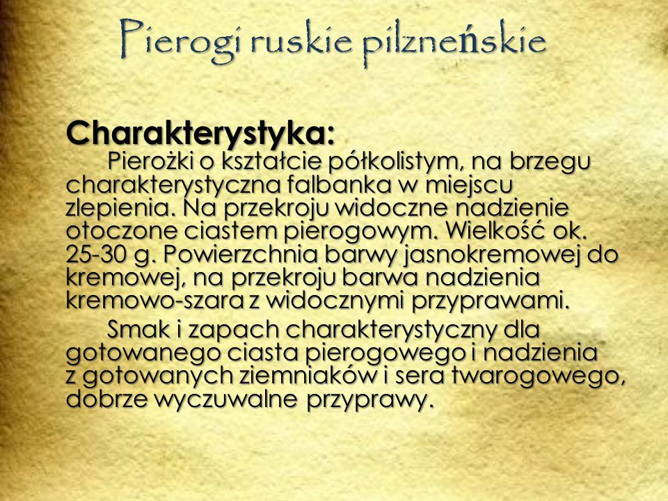 Pierogi ruskie pilzneńskie
