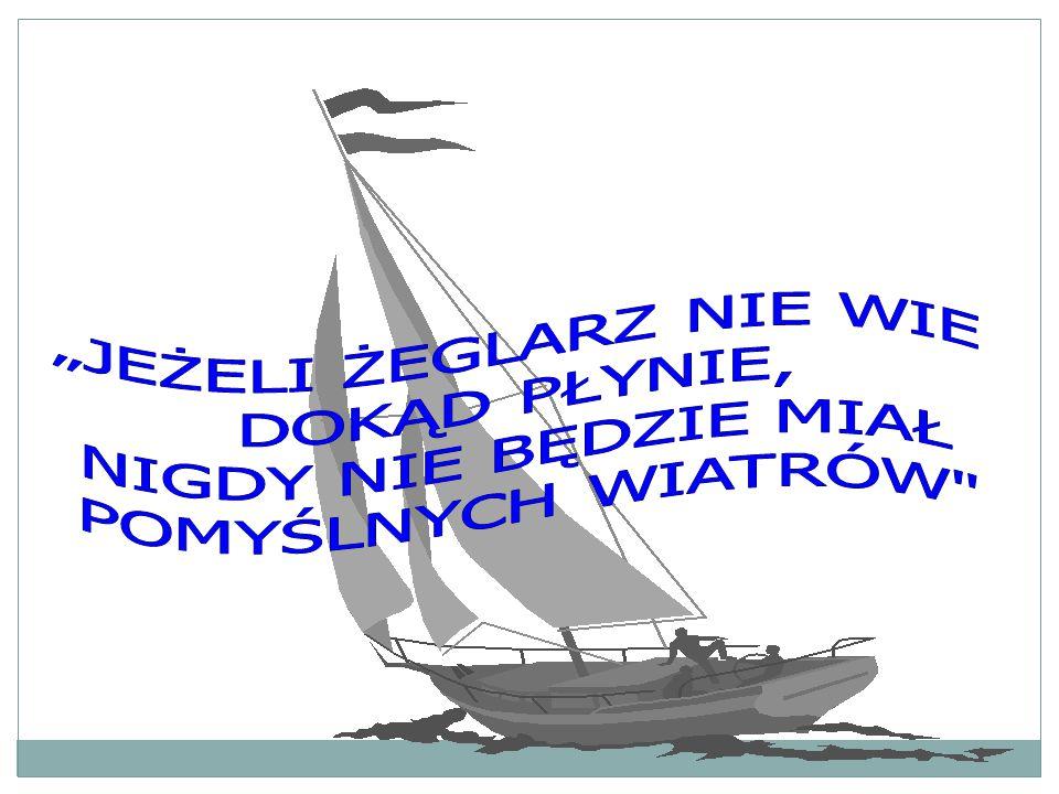 """""""JEŻELI ŻEGLARZ NIE WIE"""