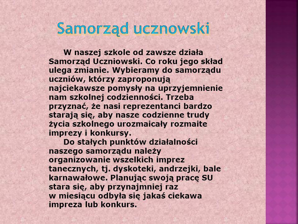 Samorząd ucznowski