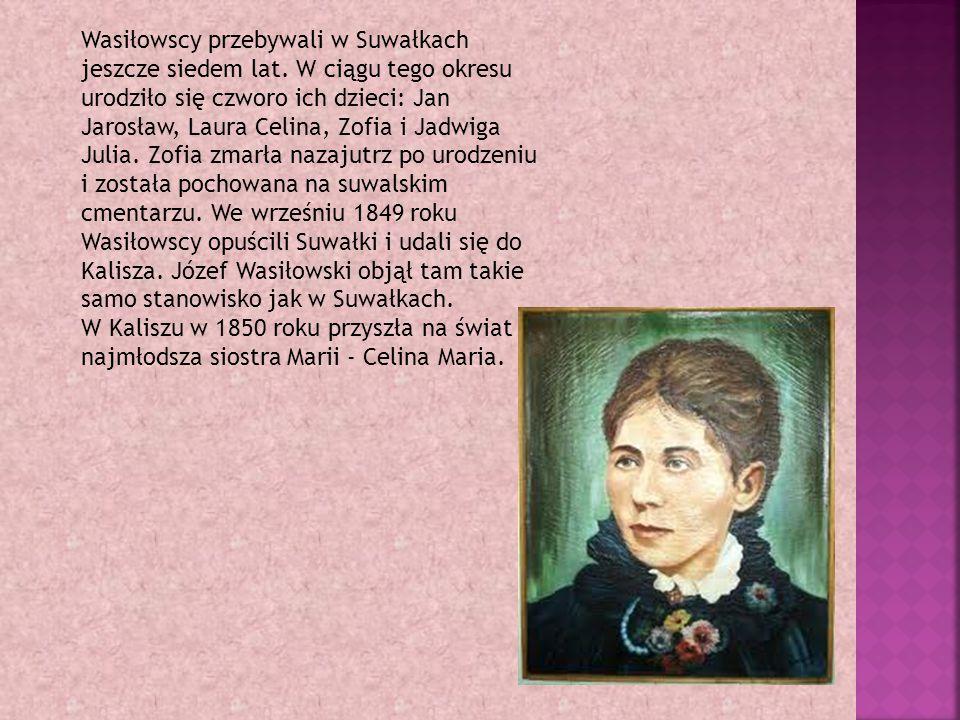 Wasiłowscy przebywali w Suwałkach jeszcze siedem lat