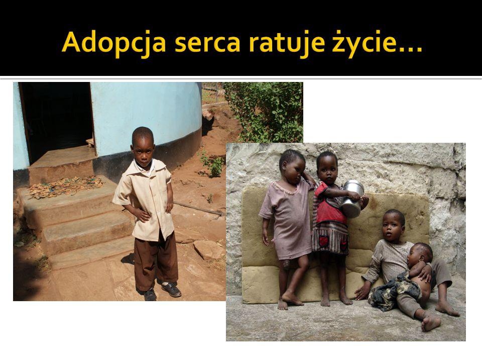 Adopcja serca ratuje życie…