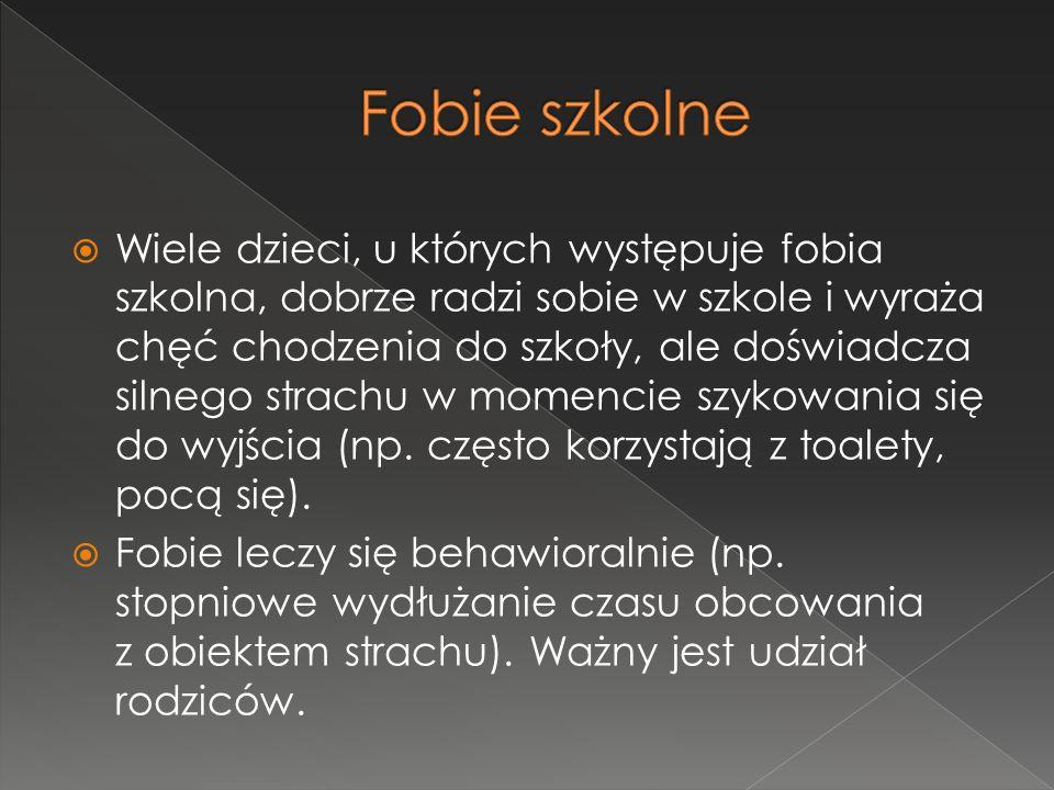 Fobie szkolne