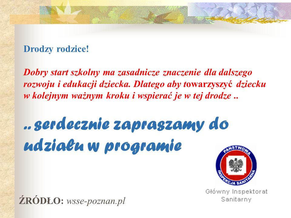 .. serdecznie zapraszamy do udziału w programie