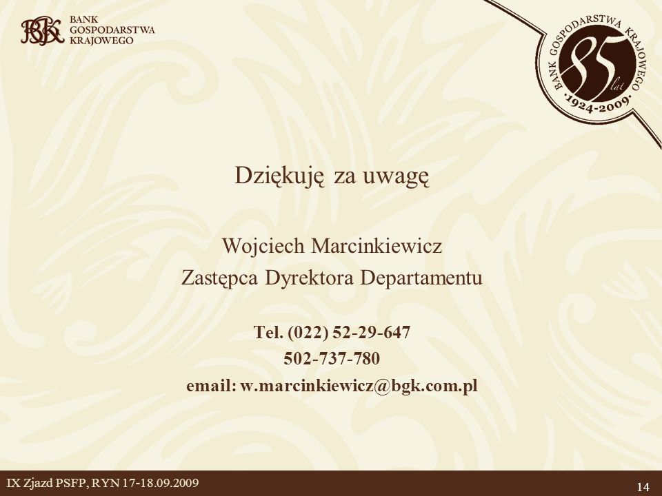 email: w.marcinkiewicz@bgk.com.pl