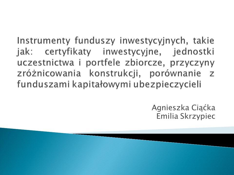 Agnieszka Ciąćka Emilia Skrzypiec